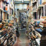 知恵の宝庫、図書館